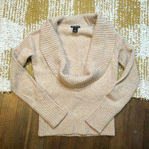 Club Monaco Cowl Neck Sweater Size Medium M